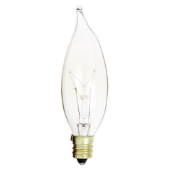 15-Watt C8 Light Bulb
