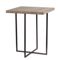 Kenroy Home Cronin Satin Bronze Accent Table
