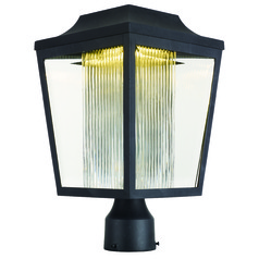 Maxim Lighting Villa Anthracite LED Post Light