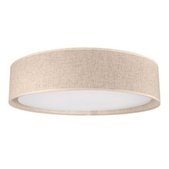 Kuzco Lighting Beige LED Flushmount Light