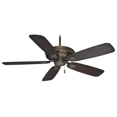 Casablanca Fan Heritage Aged Bronze Ceiling Fan Without Light