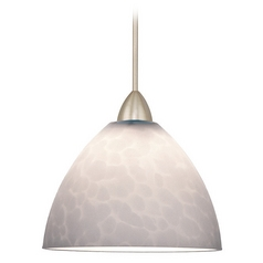 WAC Lighting Americana Collection Brushed Nickel Track Pendant