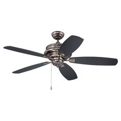 Craftmade Lighting Yorktown Legacy Brass Ceiling Fan Without Light