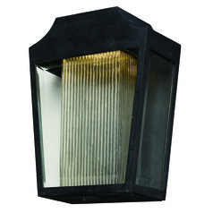 Maxim Lighting Villa Anthracite LED Outdoor Wall Light