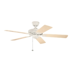 Kichler Lighting Kichler Ceiling Fan Without Light in Adobe Cream Finish 339520ADC