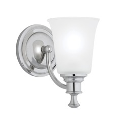 Norwell Lighting Sienna Chrome Sconce