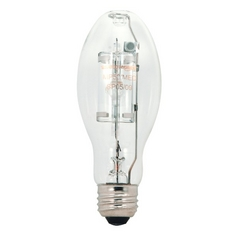 Satco Lighting 50-Watt Metal Halide Light Bulb with Medium Base MP50/ED17/U/4K S5854