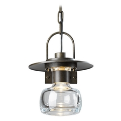 Hubbardton Forge Lighting Mason Bronze Outdoor Hanging Light