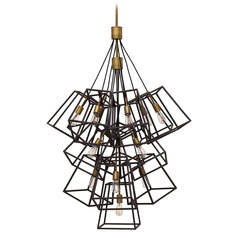 Hinkley Lighting Fulton Bronze Pendant Light