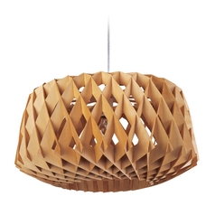Maxim Lighting Horgen Uddo Pendant Light with Drum Shade