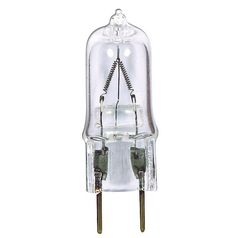 20-Watt T4 Bi-Pin Halogen Light Bulb