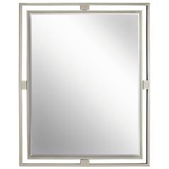 Kichler Hendrik Rectangle 24-Inch Mirror