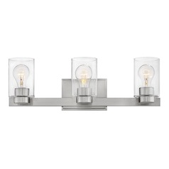 Hinkley Lighting Miley Brushed Nickel Bathroom Light