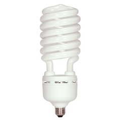 Satco Lighting 105-Watt Warm White Mogul Base Compact Fluorescent Light Bulb S7394