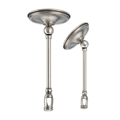 Sea Gull Lighting Rail, Cable, Track Accessory in Antique Brushed Nickel Finish 94854-965