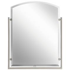 Kichler Structures Arched 24-Inch Mirror