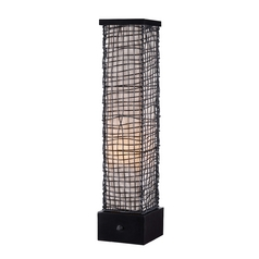 Kenroy Home Lighting Patio Table Lamp  32249BRZ
