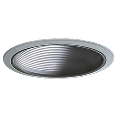 Quorum Lighting Brushed Steel Recessed Trim