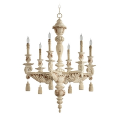 Cyan Design Brenton Persian White Chandelier
