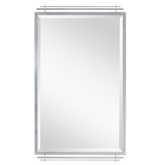 Kichler Mahoney Rectangle 21.5-Inch Mirror