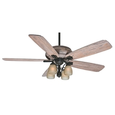 Casablanca Fan Co Casablanca Fan Heathridge Tahoe Ceiling Fan with Light 55052