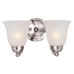 Maxim Lighting Basix Chrome Bathroom Light