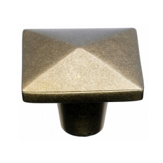 Cabinet Knob in Light Bronze Finish