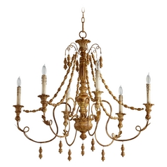 Cyan Design Lyon French Umber Chandelier