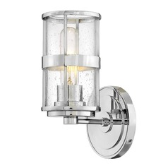 Hinkley Lighting Noah Chrome Sconce