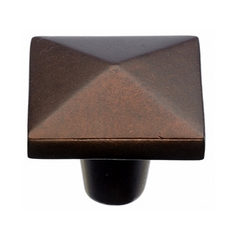 Cabinet Knob in Mahogany Bronze Finish