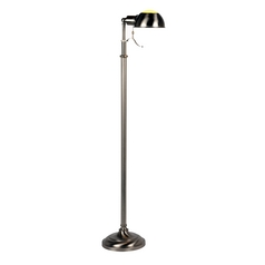 Design Classics Halo Pharmacy Floor Lamp DCL 6076-09