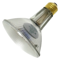 60-Watt PAR30 Halogen Long Neck Narrow Flood Light Bulb