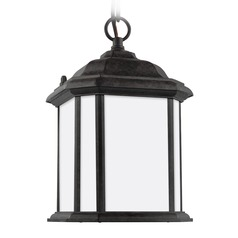Sea Gull Kent Oxford Bronze Outdoor Hanging Light