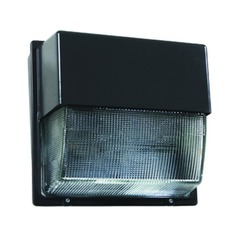 Lithonia Lighting Gloss Bronze LED Security Light