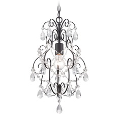 Designers Fountain Flora Oil Rubbed Bronze Pendant Light