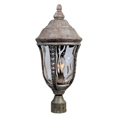 Maxim Lighting Whittier Dc Earth Tone Post Light