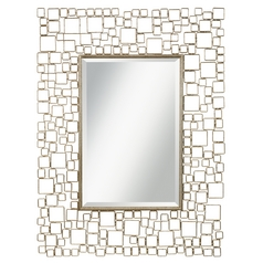 Kichler Kubica Rectangle 36-Inch Mirror