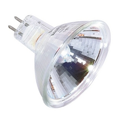 Satco Products, Inc. 20-Watt MR16 Halogen Bulb BG 20MR16Q/LENSED (ESX)