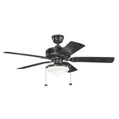Kichler Lighting Renew Select Patio Ceiling Fan with Light