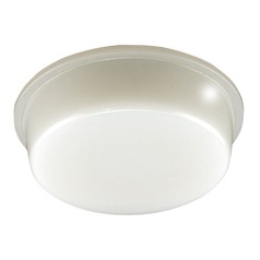 Opal Bowl / Dome Recessed Trim Glass