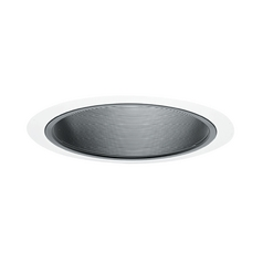 Juno Lighting Black Baffle for 4-Inch Recessed Housing 14B-WH