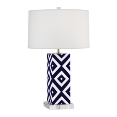 Robert Abbey Mm Santorini Table Lamp