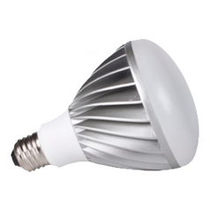 Sea Gull Lighting Sea Gull Dimmable LED BR30 Light Bulb (4000K) - 75-Watt Equivalent  97520S