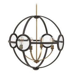 Hinkley Lighting Fulham Buckeye Bronze Chandelier