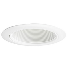 Juno Lighting Group White Baffle for 4-Inch Recessed Housing 14W-WH