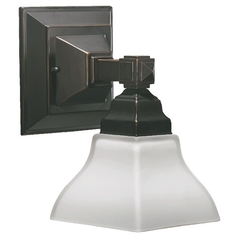 Quorum Lighting Craftsman Old World Sconce