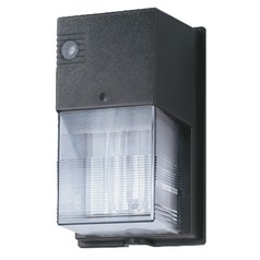 Lithonia Lighting Gloss Bronze Security Light