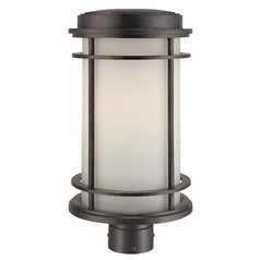 Dolan Designs Lighting 17-1/2-Inch Outdoor Post Light 9104-68