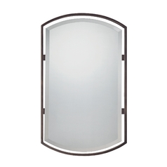 21-Inch Decorative Quoizel Mirror