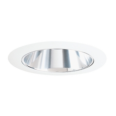 Juno Lighting Group Clear Alzak® Cone for 4-Inch Recessed Housing 17C-WH
